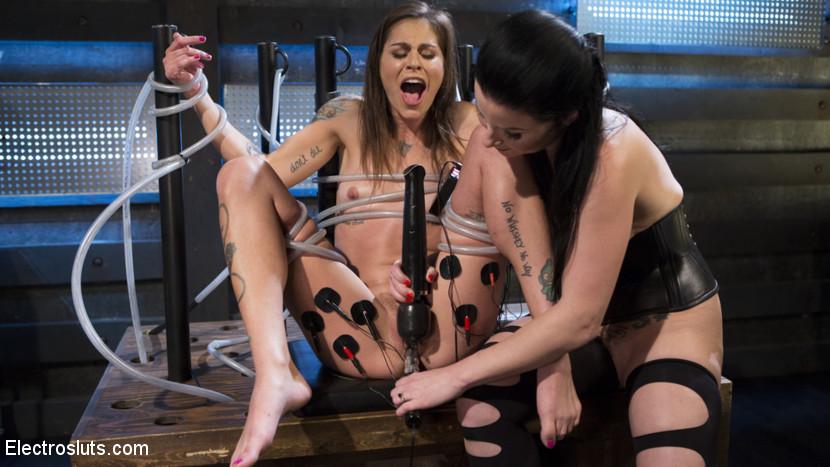 electrosluts Shock the System Pt. 2: The Compulsive Masturbator Nov 17, 2016 Siterip BDSM Kink.com PORN RIP