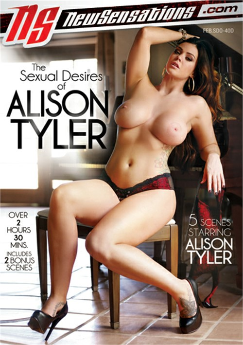 Sexual Desires Of Alison Tyler, The New Sensations  [DVD.RIP. H.264 2016 ETRG 768x460 720p] PORN RIP