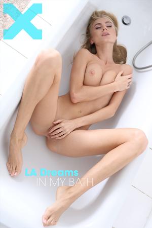 X-ART LA Dreams in My Bath ~ The Big O  HD SITERIP TeenXXX.mp4 PORN RIP