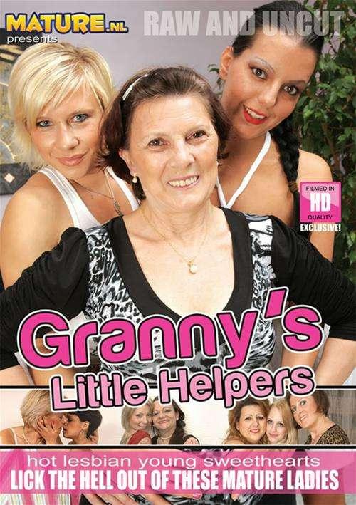 Granny's Little Helpers Mature.NL  [DVD.RIP. H.264 2016 ETRG 768x460 720p MATURE] PORN RIP