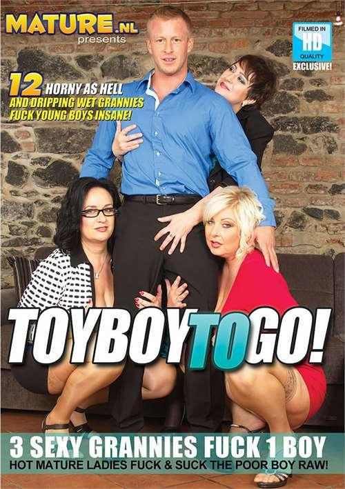 Toy Boy To Go! Mature.NL  [DVD.RIP. H.264 2016 ETRG 768x460 720p MATURE] PORN RIP