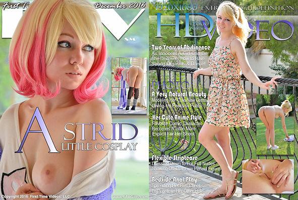 FTV GIRLS Astrid Dec  2, 2016 [IMAGESET SITERIP 2014] PORN RIP