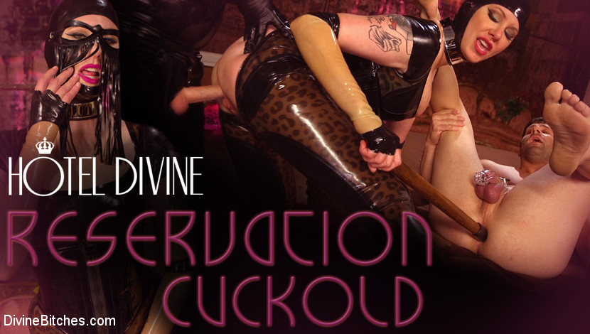 divinebitches Reservation: Cuckold Sep 2, 2016 Siterip BDSM Kink.com PORN RIP