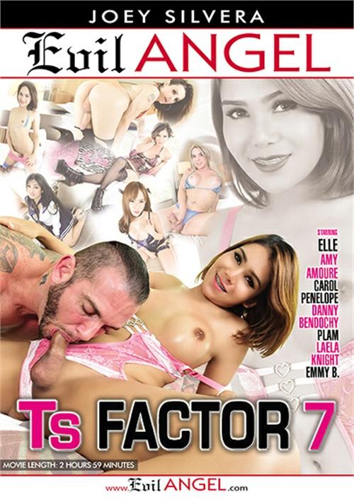 TS Factor 7 Evil Angel  [DVD.RIP. H.264 2016 ETRG 768x460 720p TRANNY XXX] PORN RIP