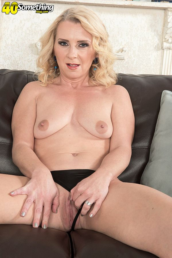40somethingmag Nancy Jay Mother of five's first time on-camera  Video X264 XXX.RIP by Score PORN RIP