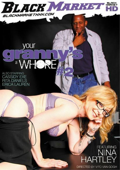 Your Granny's A Whore #2 Black Market  [DVD.RIP. H.264 2016 ETRG 768x460 720p MATURE] PORN RIP