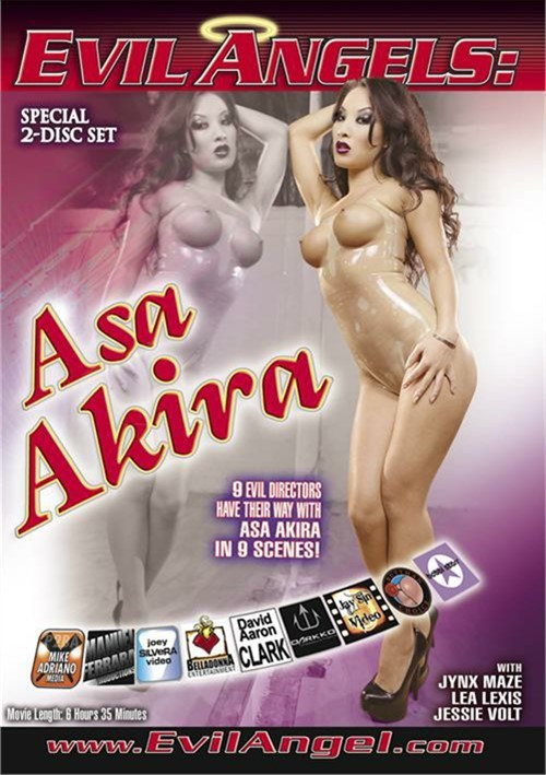 Evil Angels: Asa Akira Evil Angel  [DVD.RIP. H.264 2016 ETRG 768x460 720p] PORN RIP