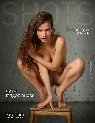 Hegre-Art Ayya staged nudes  [Siterip FULL VIDEO/IMAGESET] PORN RIP