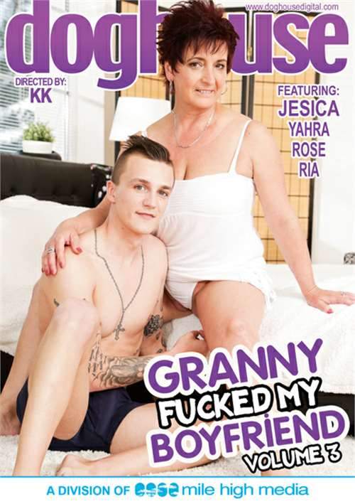 Granny Fucked My Boyfriend 3 Dog House Digital  [DVD.RIP. H.264 2016 ETRG 768x460 720p MATURE] PORN RIP