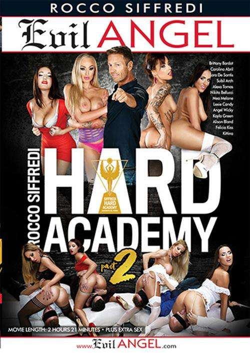 Rocco Siffredi Hard Academy Part 2 Evil Angel  [DVD.RIP. H.264 2016 ETRG 768x460 720p] PORN RIP