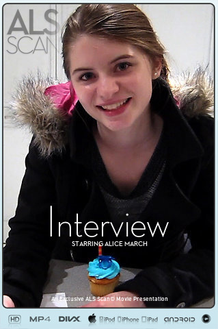 AlSScan Alice March in Interview 28.10.2016 IMAGESET FULLHD SITERIP 18 Megapixels PORN RIP