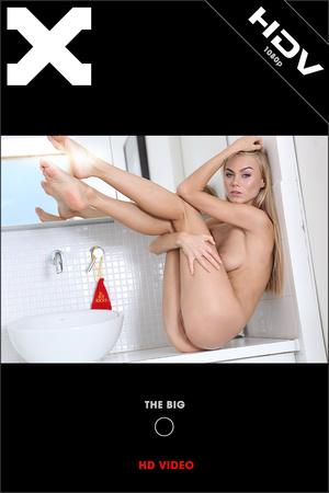 X-ART LA Dreams in My Bath ~ The Big O  [HD SITERIP] PORN RIP
