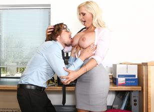 Devilsfilm Big Tit Office Chicks starring Alena Croft  [HD VIDEO Siterip 720p] PORN RIP