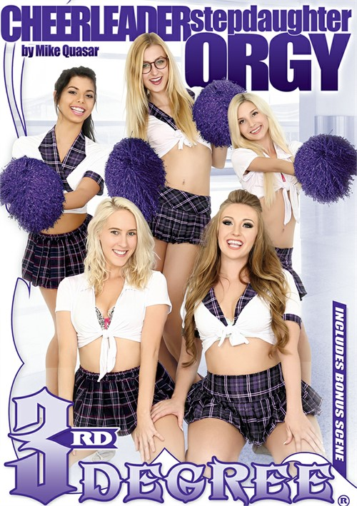 Cheerleader Stepdaughter Orgy Third Degree Films  [DVD.RIP. H.264 2016 ETRG 768x460 720p] PORN RIP
