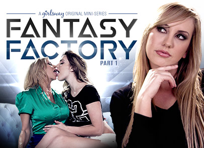 Girlsway Kenna James in Fantasy Factory 1: Parent Teacher Orientation  [HD VIDEO RIP 720p] PORN RIP