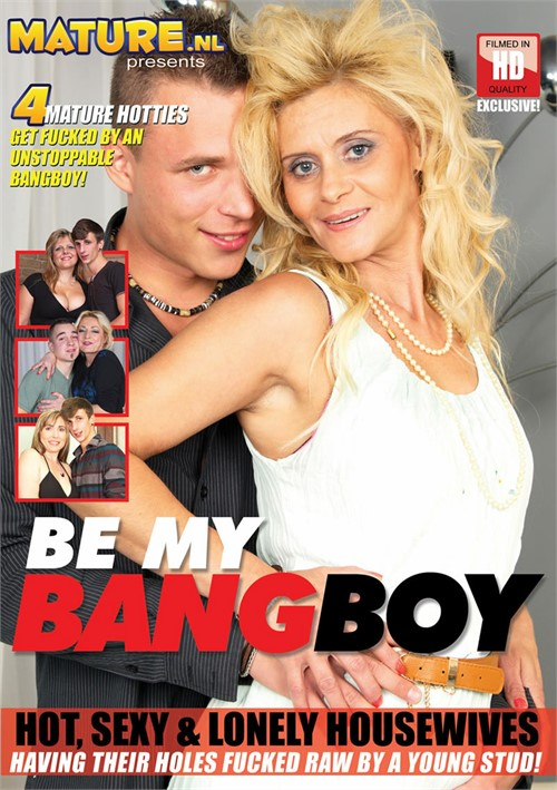 Be My Bangboy Mature.NL  [DVD.RIP. H.264 2016 ETRG 768x460 720p] PORN RIP