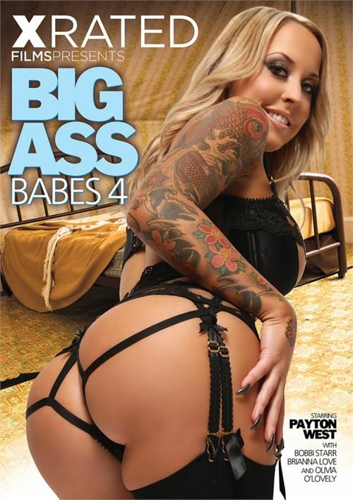 Big Ass Babes 4 X Rated Films  [DVD.RIP. H.264 2016 ETRG 768x460 720p] PORN RIP