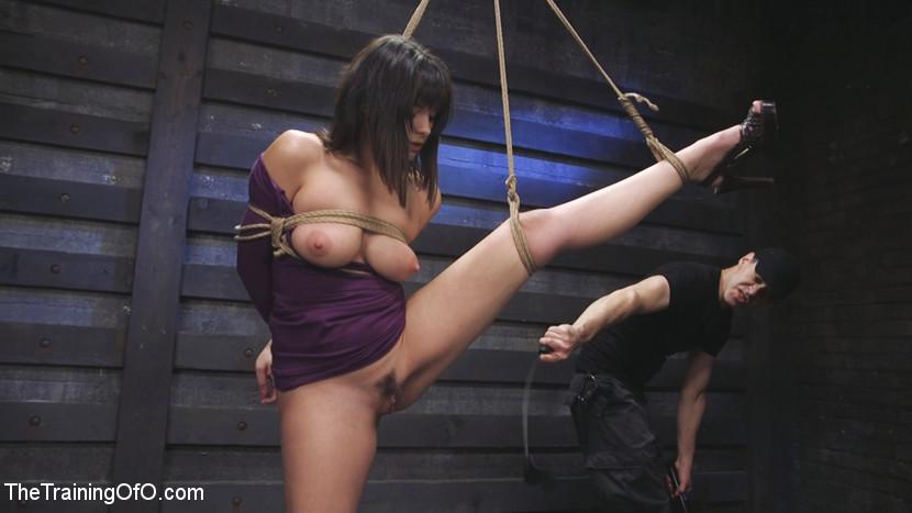 thetrainingofo Big Tits, Tight Dress, High Heels: New Slave Training Violet Starr Mar 14, 2017 Siterip BDSM Kink.com PORN RIP