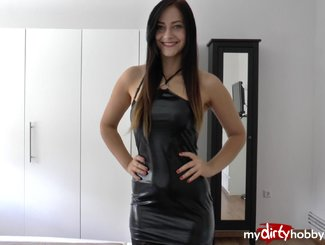 MydirtyHobby Lackbitch gets a creampie from the boys! mit Young Devotion  AMATEUR XXX GERMAN  H264 AAC  720p PORN RIP