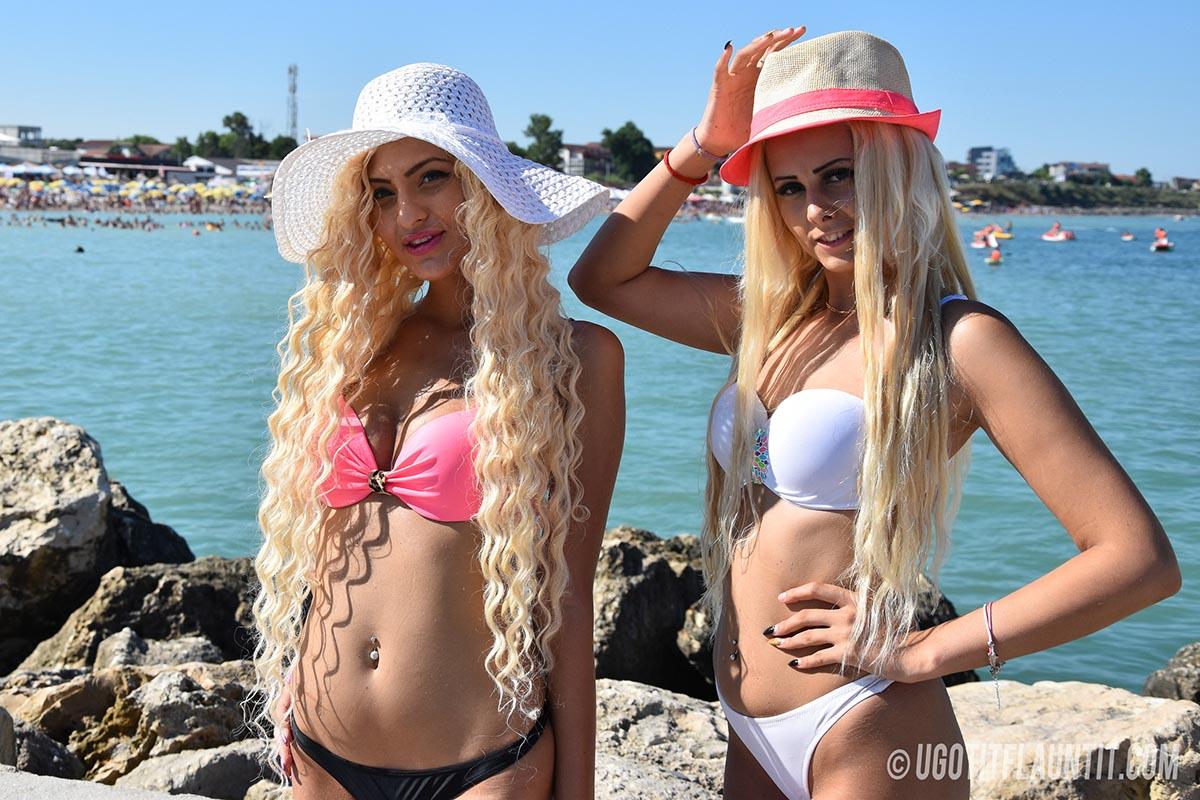 UGOTITFLAUNTIT Selena & Raquel [1/3]  Video 720p WEB-DL PORN RIP