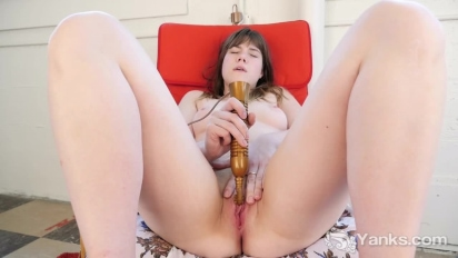 YANKS Rae Eroscillates Her Clit to a Great Orgasm  [VIDEO SITERIP ] PORN RIP