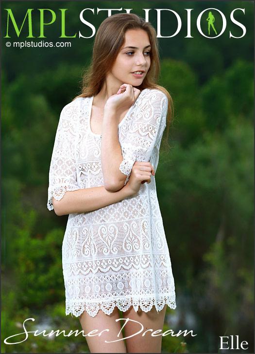 MPLSTUDIOS Elle Summer Dream  Picset Siterip PORN RIP