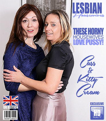 MATURE.NL British lesbian housewives  Kitty Cream & Cass love fooling around  [SITERIP VIDEO 2017 hd wmv 1920x1200] PORN RIP