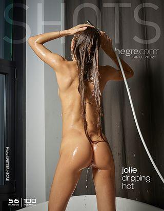Hegre-Art Jolie dripping hot  [Siterip FULL VIDEO/IMAGESET] PORN RIP