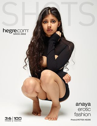 Hegre-Art Anaya erotic fashion  [Siterip FULL VIDEO/IMAGESET] PORN RIP