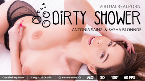 Virtualrealporn Dirty shower  (22:08 min.)  Siterip VR XXX PORN RIP