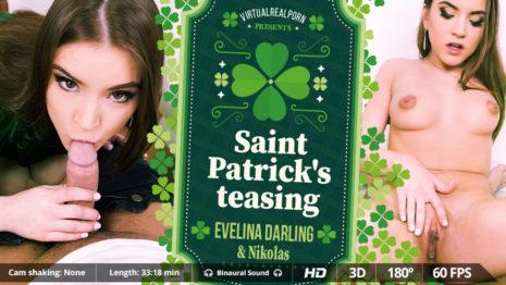 Virtualrealporn Saint Patrick's teasing  (33:18 min.)  Siterip VR XXX PORN RIP