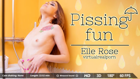Virtualrealporn Pissing fun  (22:52 min.)  Siterip VR XXX PORN RIP