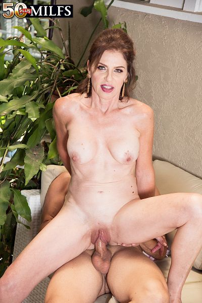 50PlusMilfs 58-year-old Cashmere's first time - Cashmere and Donnie Rock (48 Photos)  Video X264 Siterip by Score PORN RIP
