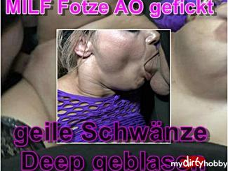 MydirtyHobby Tight MILF fucked hard AO + Cocks Blow Deep Latina-MIL…  Video  GERMAN  H264 AAC  720p PORN RIP