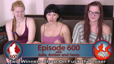 Clips4Sale Episode 600: Earth and Fire with Julie, Amber, and Sassy (HD) #FORCEDORGASMS  Lost Bets Productions  Siterip Amateur XXX PORN RIP