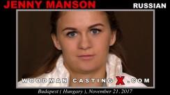 WoodmancastingX Jenny Manson 30:49  [SITERIP XXX ] PORN RIP