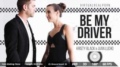 Virtualrealporn Be my driver  (34:22 min.)  Siterip VR XXX PORN RIP