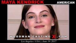WoodmancastingX Maya Kendrick 23:02 [SITERIP XXX ] PORN RIP