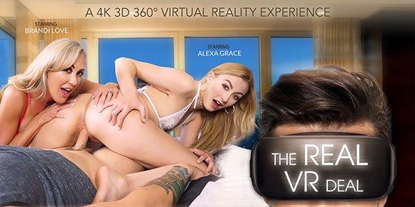 VrBangers The Real VR Deal  Siterip VR 3980x1980 BINAURAL PORN RIP