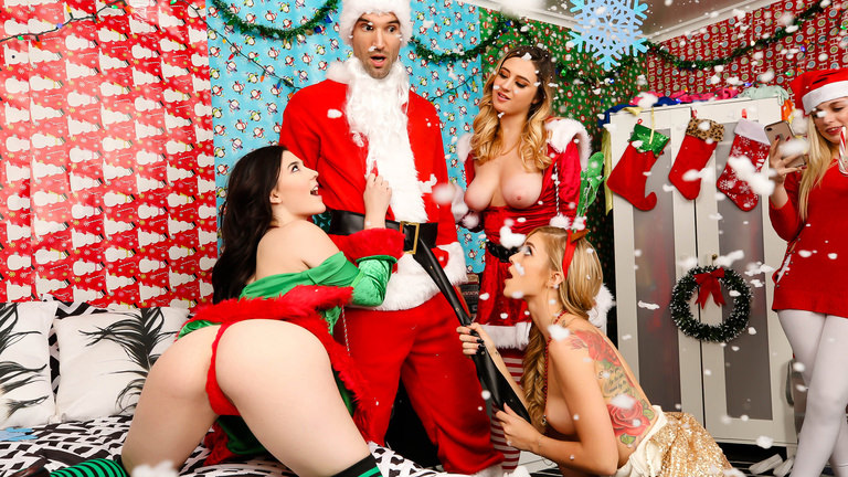 Dare Dorm Xxxmas - Elektra Rose  [SITERIP Realitykings.com 1080p MP4 MULTIMIRROR] PORN RIP