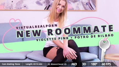 Virtualrealporn New roommate  (43:14 min.)  Siterip VR XXX PORN RIP