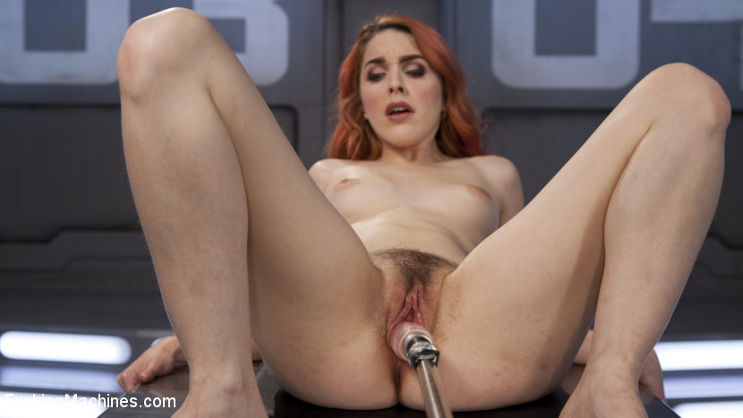 fuckingmachines Spanish Red Head Machined Fucked Into Uncontrollable Orgasms!! Feb 15, 2017 Siterip BDSM Kink.com PORN RIP