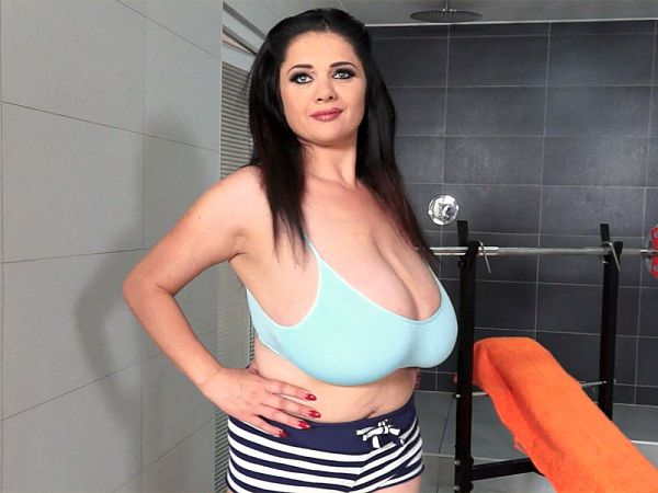 SCORELAND Training The Tits - Natasha Sweet  Video X264 XXX.RIP by Score PORN RIP