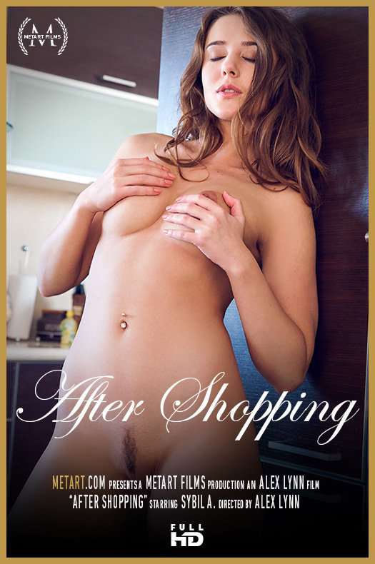 Metart Sybil A in After Shopping  [IMAGESET METARTNETWORK HD SITERIP] PORN RIP
