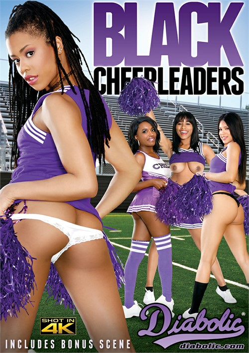 Black Cheerleaders Diabolic Video  [DVD.RIP. H.264 2017] PORN RIP