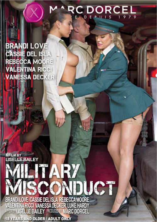 Military Misconduct Marc Dorcel  [DVD.RIP. H.264 Production Year 2017] PORN RIP