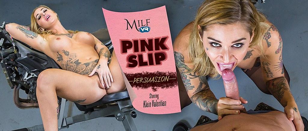 MilfVR Pink Slip Persuasion  Siterip VR XXX PORN RIP