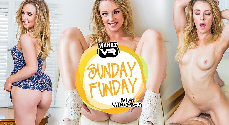 WankzVR Sunday Funday  Siterip VR XXX PORN RIP