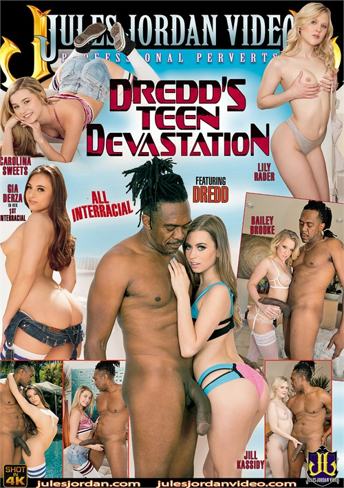 Dredd's Teen Devastation Jules Jordan Video  DVD.RIP. H.264 Production Year 2018 PORN RIP