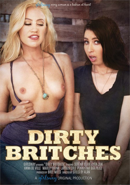 Dirty Britches Girlsway  [ DVD.RIP. H.264 Production Year 2018 .no.subs ] PORN RIP